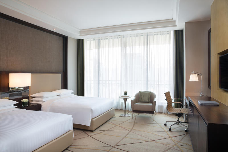 Courtyard by Marriott Shanghai Suning Huanqiu Room Type